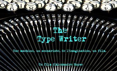 Visueel van project The Type Writer