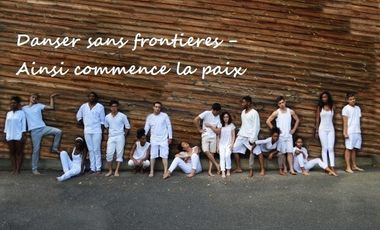 Visuel du projet Danser sans Frontières - Ainsi commence la paix!!!