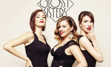 Project visual THE GLOSSY SISTERS - LE 1er EP