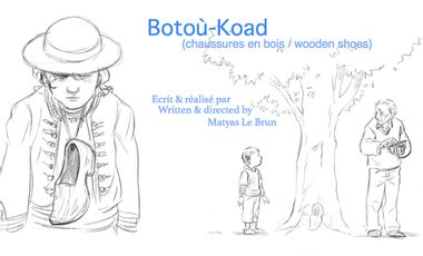 Project visual Botoù-koad > court-métrage / short film > 17min