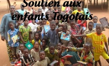 Project visual Voyage Humanitaire: Soutien aux enfants Togolais