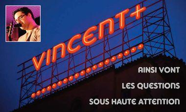 Visueel van project VINCENT+ Premier Album