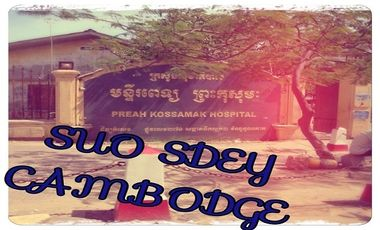 Visueel van project Suo sdey Cambodge