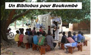 Project visual Un Bibliobus de brousse pour Boukombé