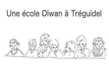 Visueel van project Une école Diwan à Tréguidel (Goëlo)