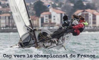 Visuel du projet Cap vers le championnat de France