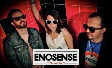 Visueel van project Enosense - nouvel Ep