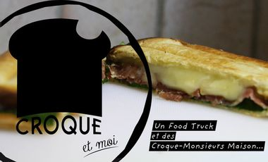 Visueel van project Croque et Moi