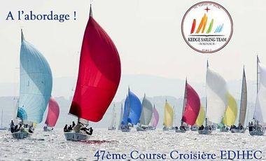 Visueel van project Kedge Bordeaux - 47ème Course Croisière EDHEC