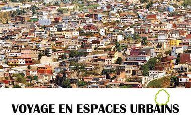 Project visual Voyage en espaces urbains