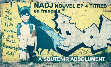 Project visual NADJ nouvel EP 4 titres en français