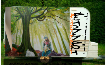 Project visual caravane artistique