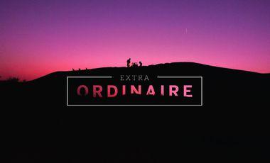 "Visuel du projet ""EXTRA ORDINAIRE"" - Book Photos"
