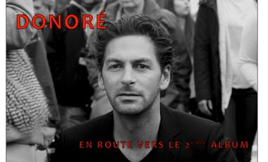 Visueel van project Donoré – 2ème album (et clip)