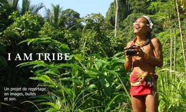 Visuel du projet I am tribe