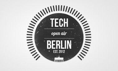 Project visual Tech Open Air Berlin Festival