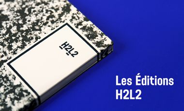 Visueel van project Les Editions H2L2