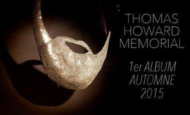 Visuel du projet 1er Album Thomas Howard Memorial