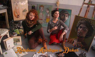 Visueel van project Résidence Artistique à Dakar
