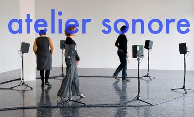 Visueel van project Atelier sonore