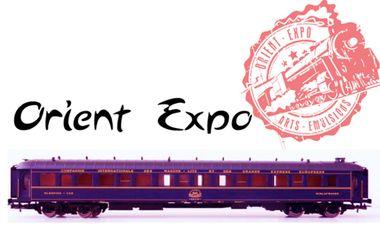 Visueel van project orient expo