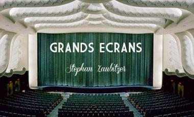 Visueel van project Grands Écrans, l'étape américaine