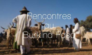 Project visual Rencontres au Burkina Faso