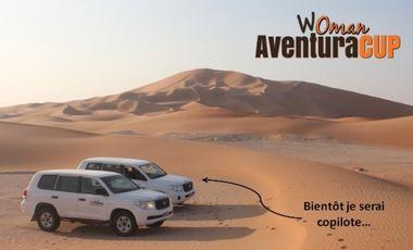 Visueel van project Lucie - W'Oman Aventura Cup 2015