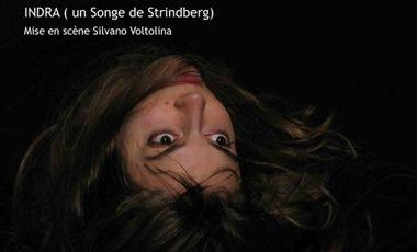 Project visual INDRA (un Songe de Strindberg)  mise en scène Silvano Voltolina