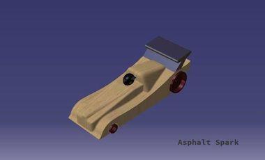 Visueel van project Asphalt Spark