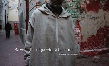 Project visual Maroc je regarde ailleurs