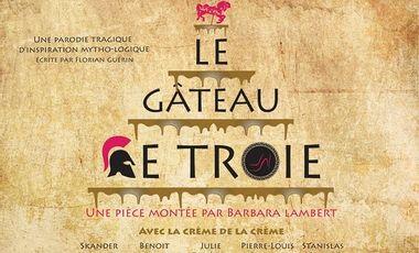 Visuel du projet Le Gâteau de Troie