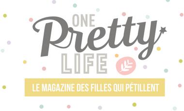 Visueel van project Lancement d'un joli magazine gratuit: One pretty life