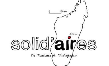 Visueel van project Solid'aires : de Toulouse à Madagascar