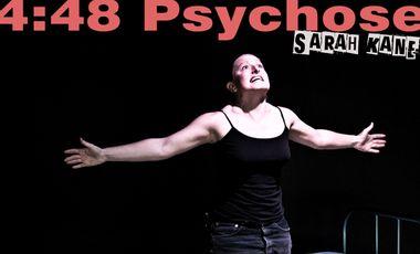 Visueel van project 4h48 Psychose de Sarah Kane (Théâtre)
