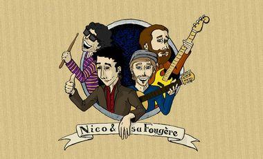 Visueel van project Nico et sa Fougère - 1er EP