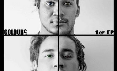 Visueel van project Colours - 1er EP