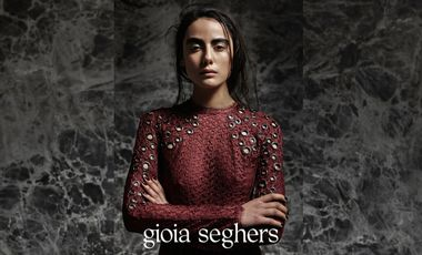 Visueel van project Gioia Seghers - new autumn/winter 2015 collection