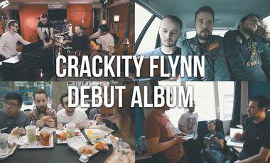 Visuel du projet Crackity Flynn - Debut Album