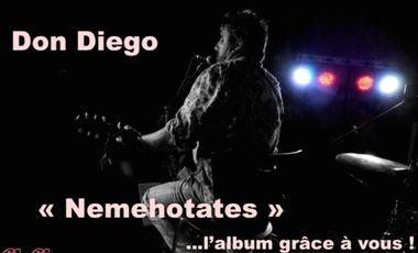 "Project visual ""NEMEHOTATES""- album Don Diego"