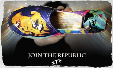 Project visual JOIN THE REPUBLIC !!!