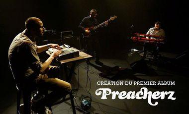 Project visual Preacherz : création du premier album