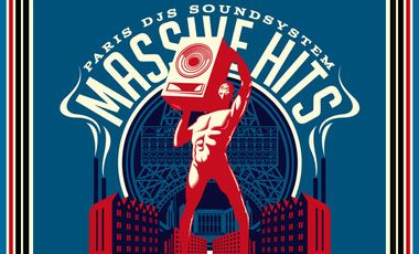 Project visual PARIS DJS SOUNDSYSTEM - MASSIVE HITS FROM THE GRANT PHABAO FACTORY vinyl LP/poster/t-shirt