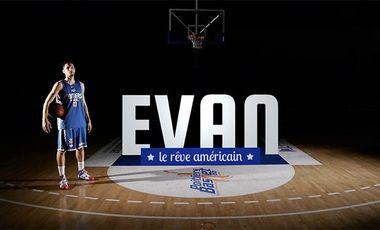 Visuel du projet EVAN, le rêve américain