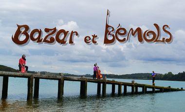 Project visual Bazar et Bémols - Premier album