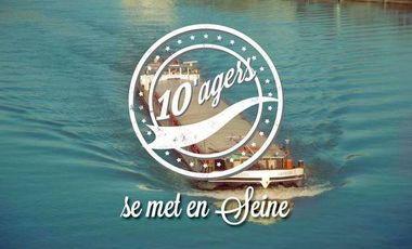 Visueel van project 10'agers se met en Seine