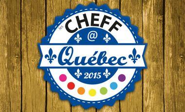 Visueel van project Les CHEFF @ Québec