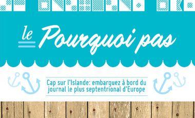 Project visual Le Pourquoi Pas ?