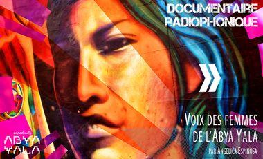 Visueel van project Voix des femmes de l'Abya Yala