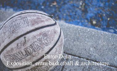 Project visual Entre basket et architecture.
